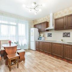 Апартаменты Central Park в центре Тюмени Улучшенные апартаменты с различными типами кроватей фото 22
