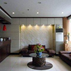 Отель Fuente Oro Business Suites интерьер отеля