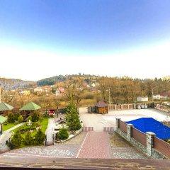 Гостиница Laguna Украина, Сколе - отзывы, цены и фото номеров - забронировать гостиницу Laguna онлайн балкон фото 3