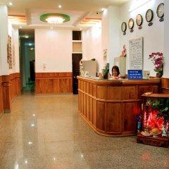 Queen Hotel Нячанг интерьер отеля