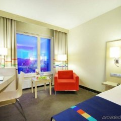 Гостиница Park Inn by Radisson Poliarnie Zori, Murmansk 3* Улучшенный номер разные типы кроватей фото 2