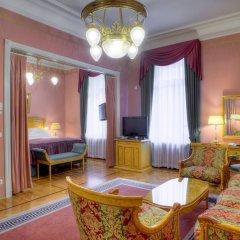 Гостиница Националь Москва 5* Люкс с разными типами кроватей фото 6