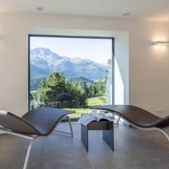 Отель Randolins Familienresort Швейцария, Санкт-Мориц - отзывы, цены и фото номеров - забронировать отель Randolins Familienresort онлайн сауна фото 3