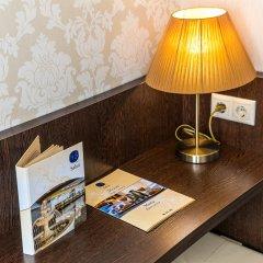 Гостиница Салют сейф в номере