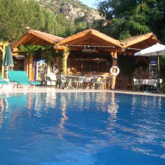 Perdikia Beach Hotel бассейн фото 3