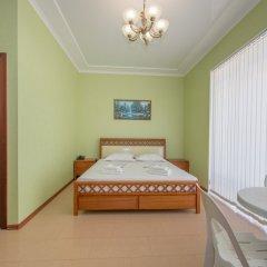 Мини-Отель Парадиз Стандартный номер с двуспальной кроватью фото 8
