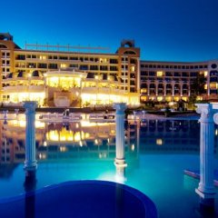 Duni Marina Beach Hotel - Все включено Созополь вид на фасад