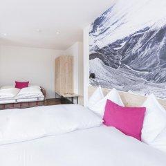 Отель Randolins Familienresort Швейцария, Санкт-Мориц - отзывы, цены и фото номеров - забронировать отель Randolins Familienresort онлайн комната для гостей фото 2