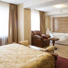 Гостиница Измайлово Бета 3* Люкс Шарм с разными типами кроватей фото 5