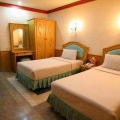 Отель Tacoma Garden Airport Lodge Бангкок комната для гостей фото 3