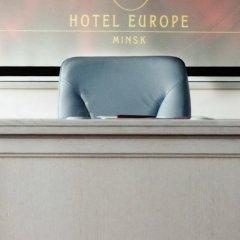 Гостиница Европа сейф в номере