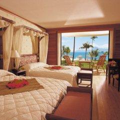 Отель InterContinental Resort Tahiti Французская Полинезия, Фааа - 1 отзыв об отеле, цены и фото номеров - забронировать отель InterContinental Resort Tahiti онлайн комната для гостей фото 16