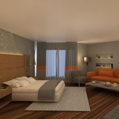 Julian Club Hotel 4* Номер Делюкс с различными типами кроватей фото 2