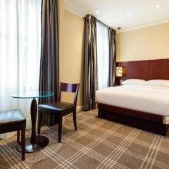 Отель Radisson Blu Edwardian Vanderbilt 4* Стандартный номер с различными типами кроватей фото 3