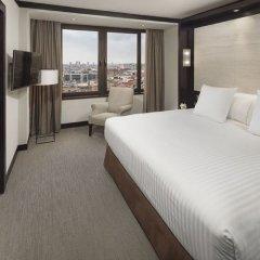 Отель Meliá Barcelona Sarrià 5* Люкс с двуспальной кроватью