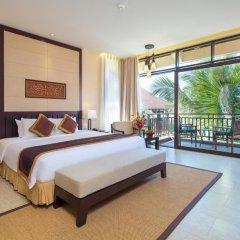 Отель Golden Sand Resort & Spa комната для гостей