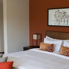 Отель Crowne Plaza Phuket Panwa Beach 5* Номер категории Премиум с различными типами кроватей