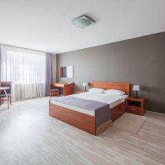 Гостиница Комплекс апартаментов Комфорт Улучшенная студия с различными типами кроватей фото 2