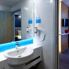 Гостиница Holiday Inn Express Moscow - Khovrino 3* Стандартный номер с различными типами кроватей фото 4