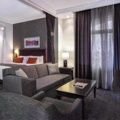 BON Hotel Abuja 4* Представительский люкс с различными типами кроватей фото 2