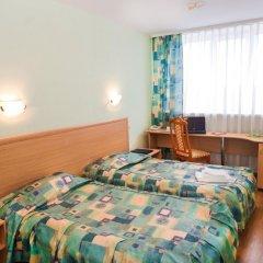 Гостиница Молодежная 3* Стандартный номер с двуспальной кроватью фото 2