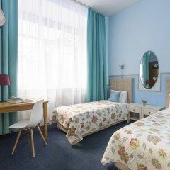 Мини-Отель Искра Стандартный номер разные типы кроватей фото 5