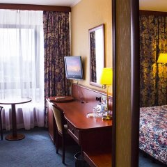 Гостиница Космос 3* Номер Бизнес с различными типами кроватей фото 2