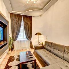Апартаменты Sakura Apartment комната для гостей