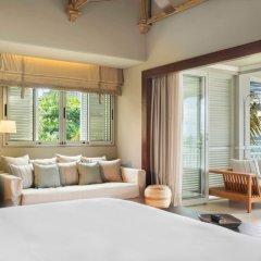 Отель The St. Regis Mauritius Resort 5* Полулюкс Ocean с различными типами кроватей фото 2
