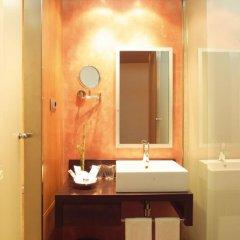 Отель Regente Aragón 4* Улучшенный номер с различными типами кроватей фото 7
