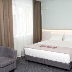 Гостиница ДерябинЪ 3* Одноместный номер с двуспальной кроватью