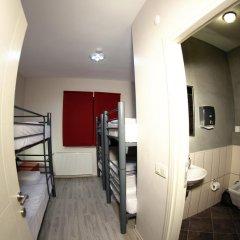 Vegan Bella Vista Hostel Кровать в общем номере двухъярусные кровати фото 11