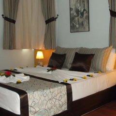 Отель Ege Montana комната для гостей фото 2