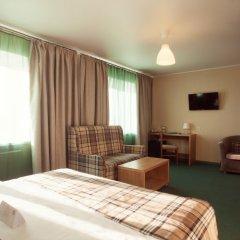 Гостиница Восток Полулюкс с двуспальной кроватью