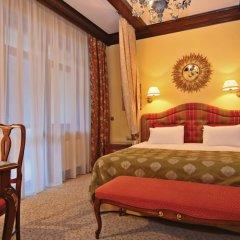 Гранд Отель Поляна 5* Люкс с различными типами кроватей