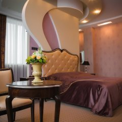 Гостиница Интурист-Краснодар комната для гостей