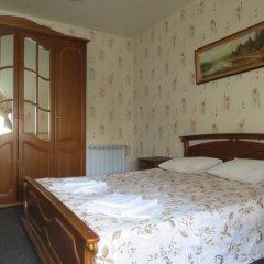 Гостевой дом Райский уголок Апартаменты с различными типами кроватей