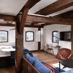 71 Nyhavn Hotel 5* Люкс с различными типами кроватей фото 5