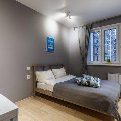Гостиница Квартира Две Подушки на Новотушинской 4 Стандартный номер с различными типами кроватей