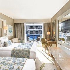 Отель Titanic Beach Lara - All Inclusive комната для гостей фото 6