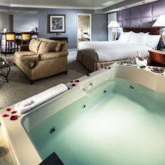 Park MGM Las Vegas Hotel 4* Номер Park MGM с различными типами кроватей фото 2