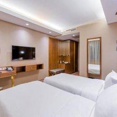 Continental Hotel Budapest 4* Улучшенный номер с различными типами кроватей фото 4