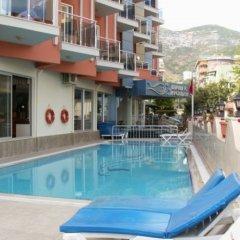 Kleopatra Balik Hotel бассейн