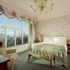 Отель The Savoy 5* Представительский номер с различными типами кроватей фото 2