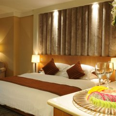 Отель Beijing Debao Hotel Китай, Пекин - отзывы, цены и фото номеров - забронировать отель Beijing Debao Hotel онлайн комната для гостей фото 6