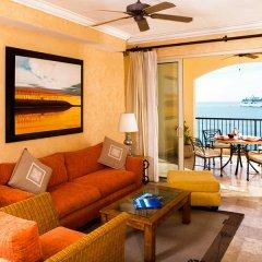 Отель Villa Del Arco Beach Resort & Grand Spa Кабо-Сан-Лукас комната для гостей