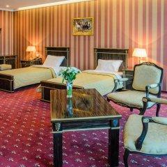 Гостиница SK Royal Москва 4* Стандартный номер с 2 отдельными кроватями