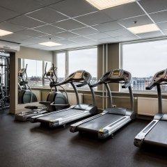 AZIMUT Отель Санкт-Петербург фитнесс-зал фото 3