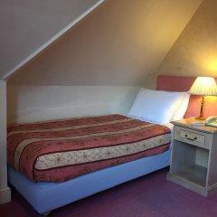Отель LANGORF Лондон комната для гостей фото 9