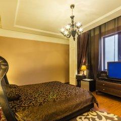 Мини-отель Фонда Улучшенные апартаменты с различными типами кроватей фото 8